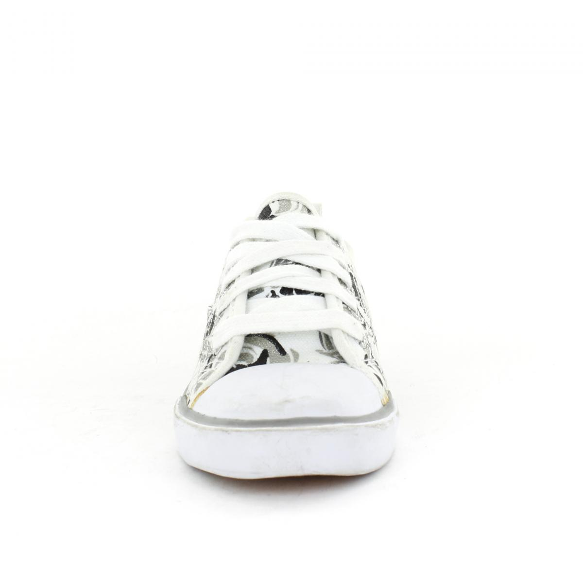 bf9a8cb9 Tenis marca Guess modelo 66402 Color Blanco Floral