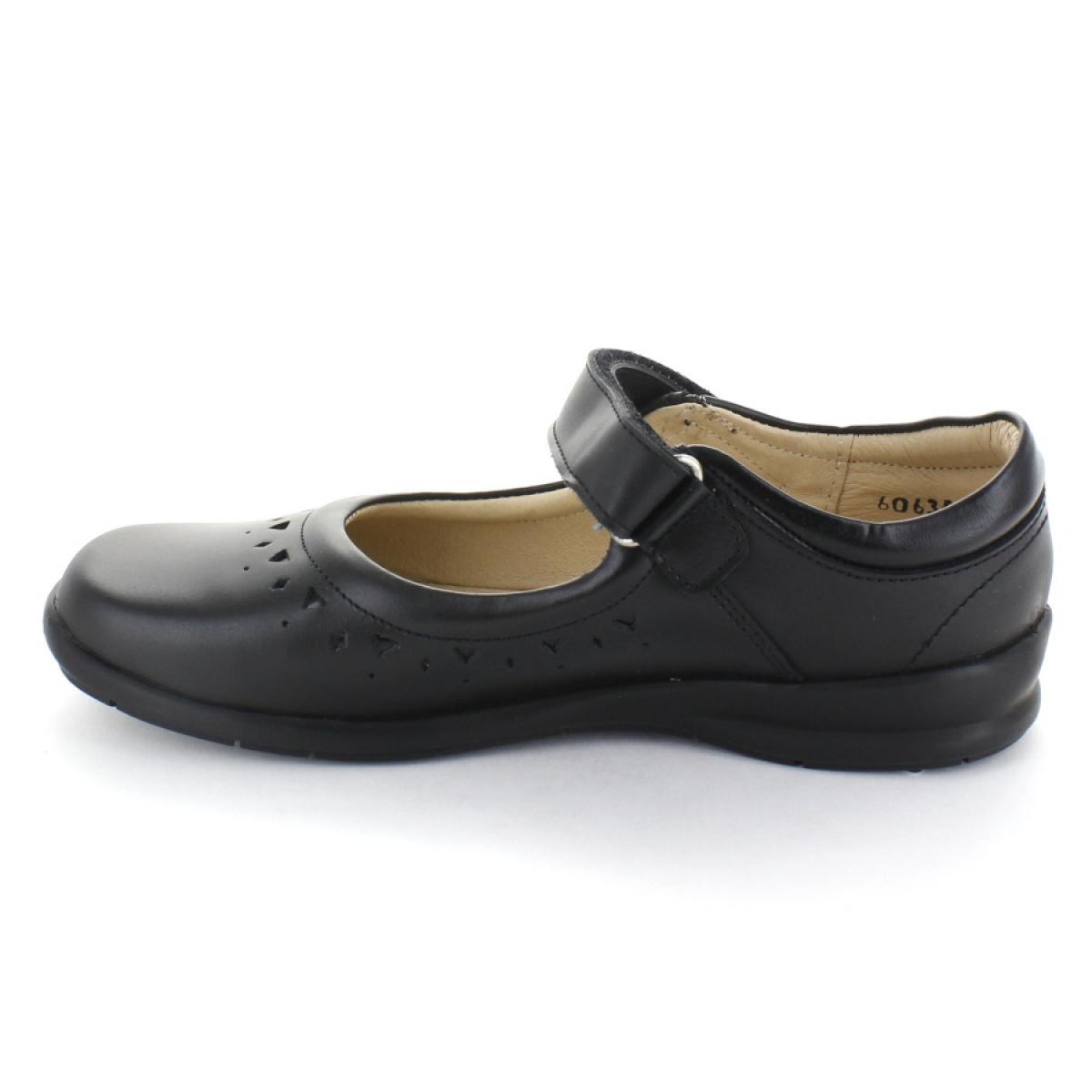 fb8cc546 ... Zapato para Niña Hush Puppies 60635 Color Negro