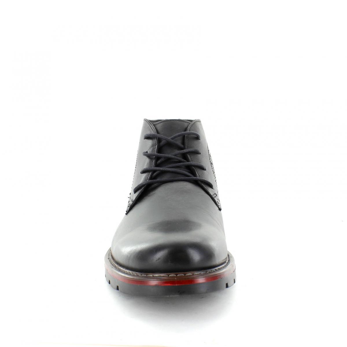 f00e8a7eba2 Botin marca Quirelli (anterior) modelo 88603 Color Negro