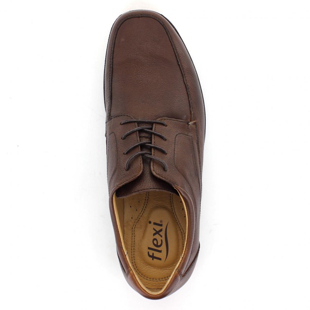 2ef8d25cc5 Zapato marca Flexi modelo 91201 Color Café
