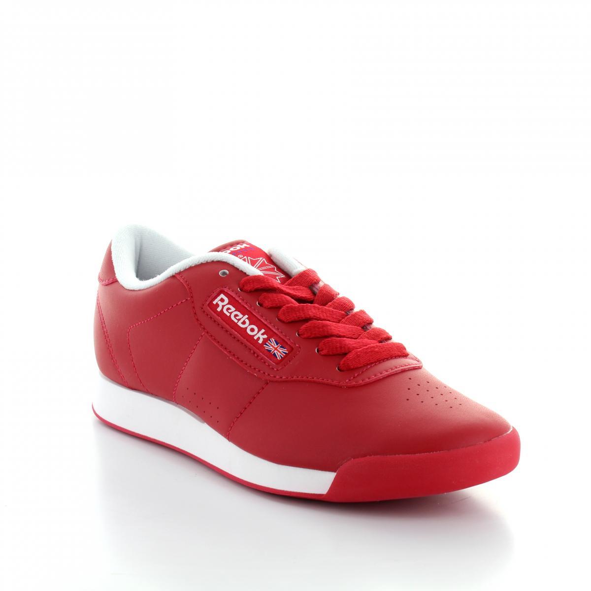 dcc8df3f16d59 Tenis marca Reebok modelo V68704 Color Rojo