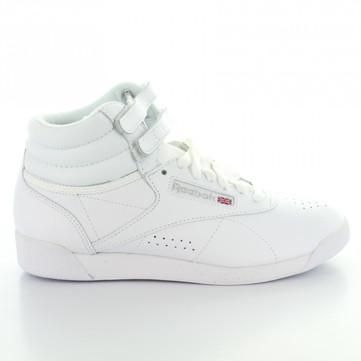 fbfb9dbf8c6ca ... Tenis para Mujer Reebok 2431 Color Blanco ...