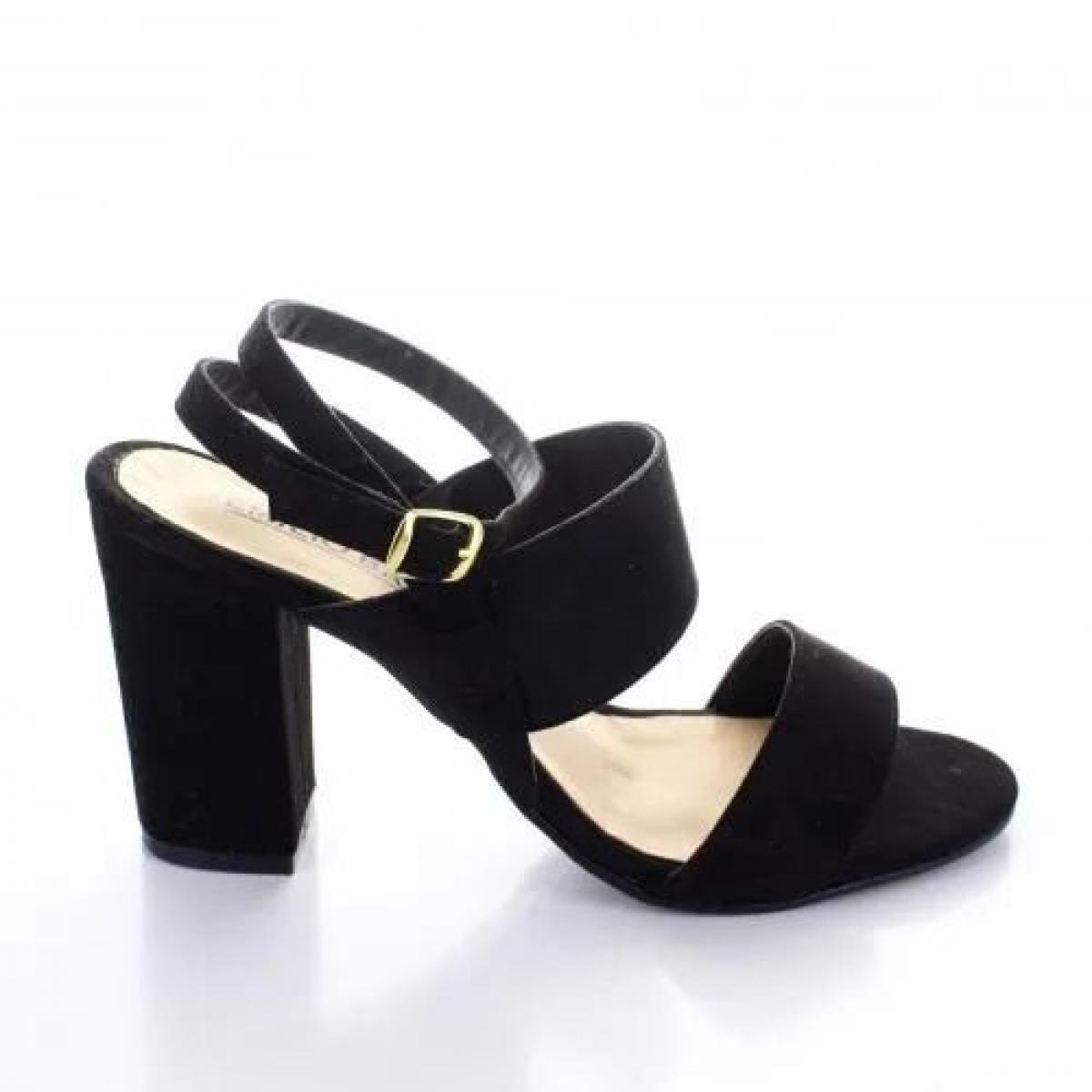 Zapatilla para Mujer Emilio Bazan 1054 Color Negro