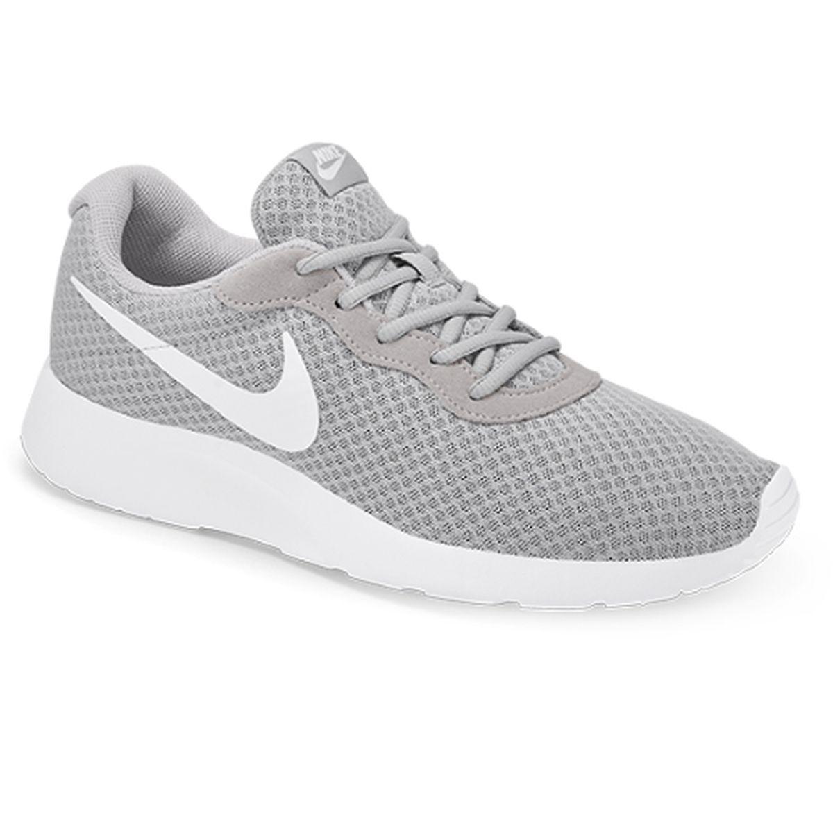 Tenis para Hombre Nike 54010 Color Gris/blanco