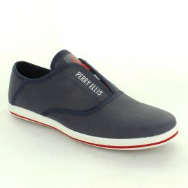 Mocasin para Hombre Perry Ellis PE-1442 Color Marino