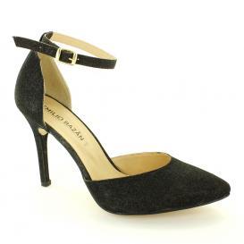 Zapatilla para Mujer Emilio Bazan CR7015 Color Negro