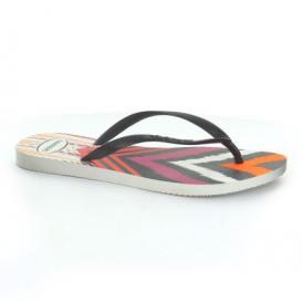 Sandalia para Mujer Havaianas- 4115842 Color Blanco Preto