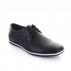 Zapato para Hombre Flexi 58301 Color Negro
