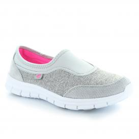 Tenis para Mujer Charly 1044422 Color Gris