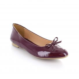 Balerina para Mujer Redberry 6454 Color Rioja