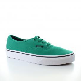 Tenis para Mujer Vans 38EMMM7 Color Verde / Blanco
