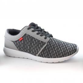Tenis para Hombre 360 Footwear 344 Color Gris