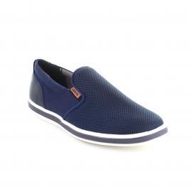 Mocasin para Hombre Levis L217101 Color Malla Azul
