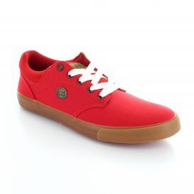 Tenis para Hombre Lee A-60 Color Rojo