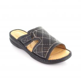 Sandalia para Mujer Comfort Fit 13115 Color Black