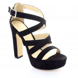 Zapatilla para Mujer Rafael Ferrigno 4103 Color Negro