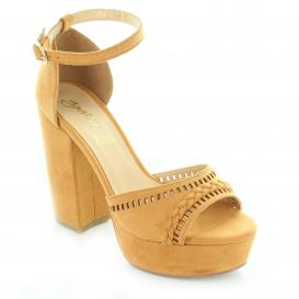 Zapatilla para Mujer Rafael Ferrigno 304 Color Sandalo