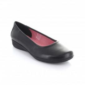 Balerina para Niña Flexi 35801 Color Negro