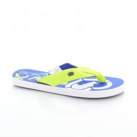 Sandalia para Mujer Ecko 8083 Color Verde / Azul