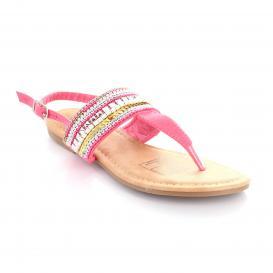 Sandalia para Mujer Furor 11182 Color Coral