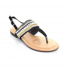 Sandalia para Mujer Furor 11184 Color Black
