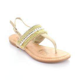 Sandalia para Mujer Furor 11187 Color Beige