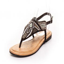 Sandalia para Mujer Furor 11192 Color Black