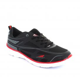 Tenis para Hombre Catapult 11126 Color Black/red