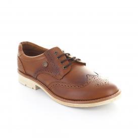 Zapato para Niño Audaz 433601-Q Color Cafe Claro