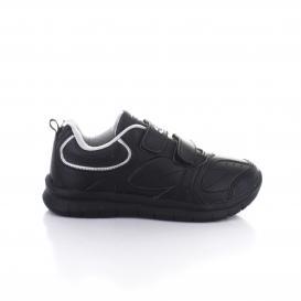 Tenis para Niño 360 Footwear ALVIN Color Negro