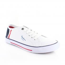 Tenis para Hombre Pepe Jeans 8164 Color Blanco