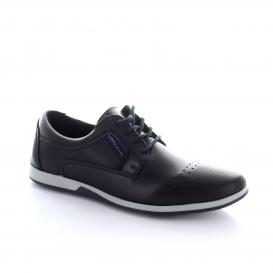 Zapato para Hombre Perry Ellis PE-7511 Color Negro