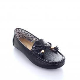 Mocasin para Mujer Comfort Fit 14929 Color Negro