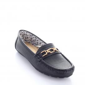 Mocasin para Mujer Comfort Fit 14936 Color Negro
