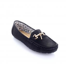 Mocasin para Mujer Comfort Fit 14939 Color Negro