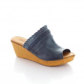 Sandalia para Mujer Emilio Bazan 535003 Color Azul