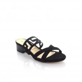 Zapatilla para Mujer Muzza 219 Color Negro