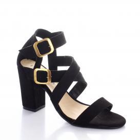 Zapatilla para Mujer Emilio Bazan 1053 Color Negro