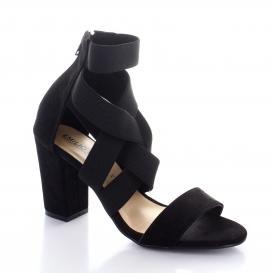Zapatilla para Mujer Emilio Bazan 1080 Color Negro