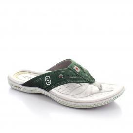 Sandalia para Hombre Pegada 31054-04 Color Verde