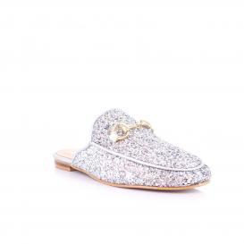 Zapato para Hombre Perugia 50140 Color Plata