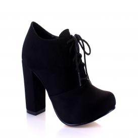 Zapato para Mujer Emilio Bazan 301 Color Negro