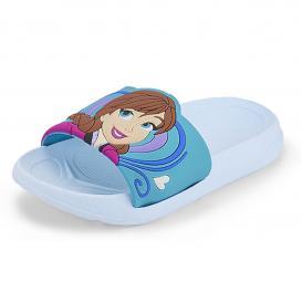 Sandalia para Niña Frozen 3007 Color Cielo