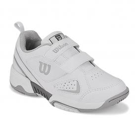 Tenis para Niña Wilson 50227 Color Blanco/gris/azul