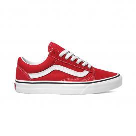 Tenis para Mujer Vans V5JV6 Color Rojo