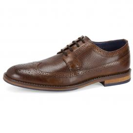 Zapato para Hombre Christian Gallery 1655M Color Caoba