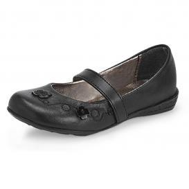 Bota para Niña Kendra 54 Color Negro