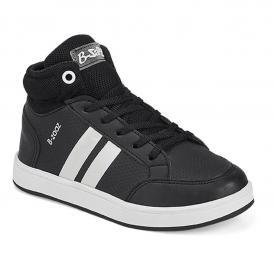 Sandalia para Niña B Zaaz 507 Color Negro/blanco
