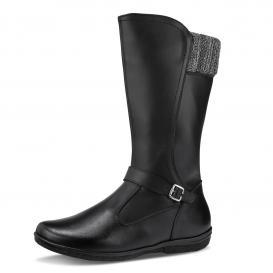 Bota para Mujer Jeans 38131 Color Negro
